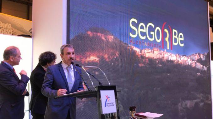 El Alcalde de Segorbe en FITUR 2018