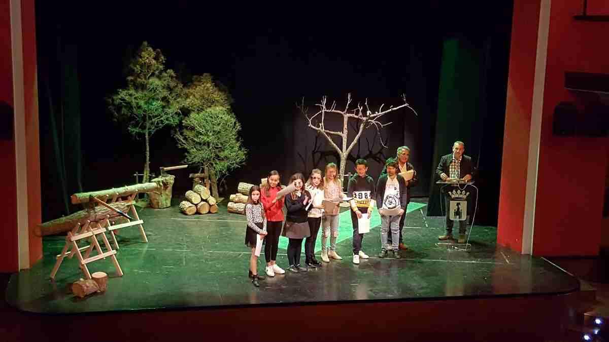 día del árbol en Segorbe