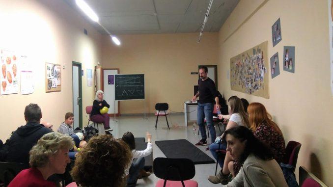 I Taller de Apego en el Centro de Salud de Segorbe, impartido por los Servicios Sociales