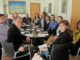 Reunión mantenida entre el director territorial y diversos alcaldes