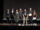 Actores, premiados y participantes en el IV Festival de Cortometrajes