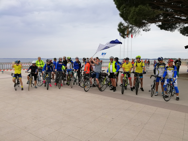 El ciclismo fue una de las modalidades de juego en los Encuentros del fin de semana