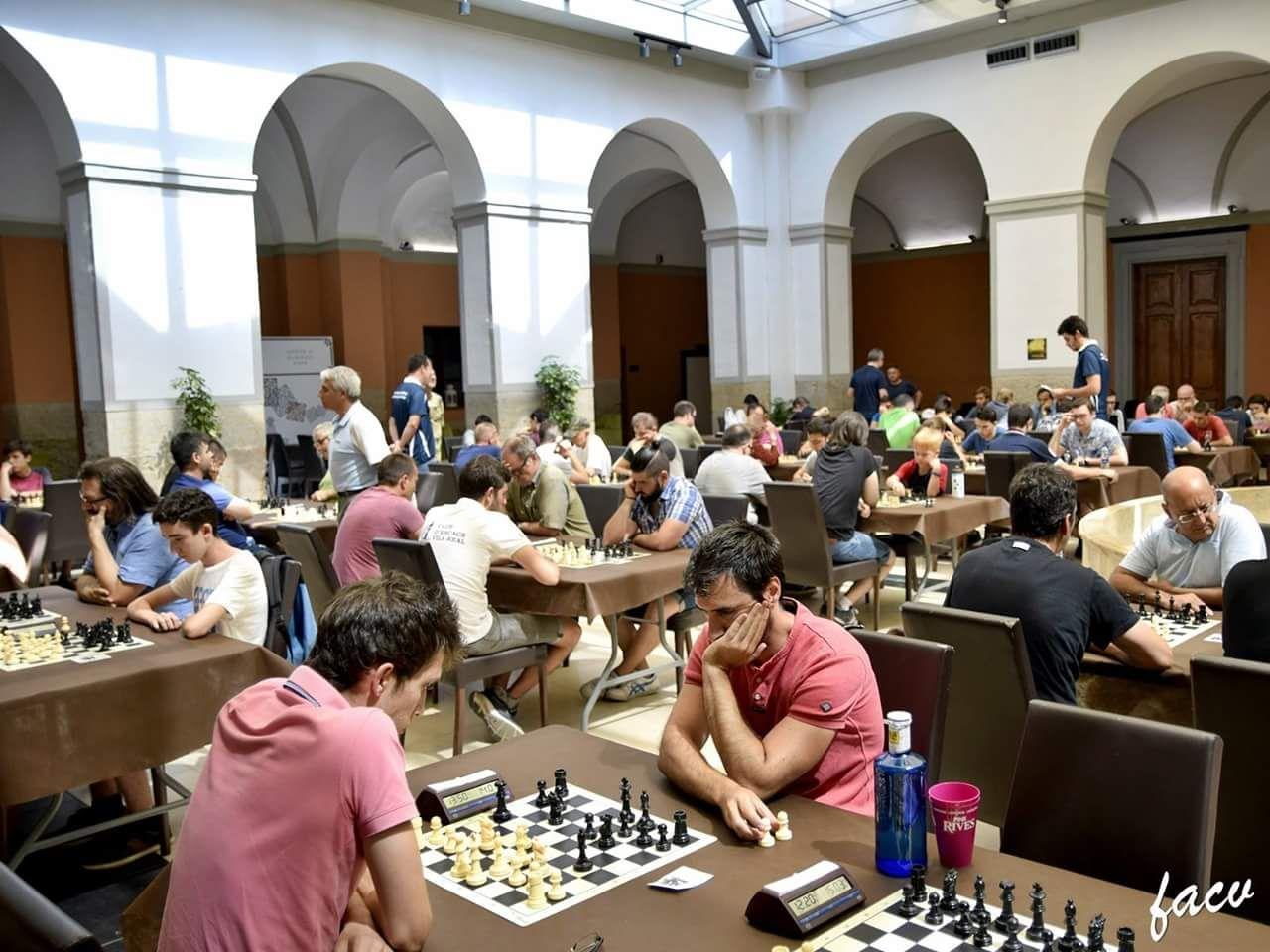jornadas ajedrez francesch vicent segorbe 2017