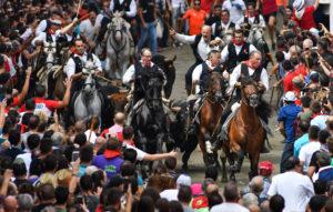 La Entrada de Toros y Caballos de Segorbe recibirá el Premio Nacional a las Tradiciones Taurinas Populares