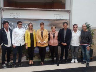 Participantes XIII Muestra Gastronómica de las Setas