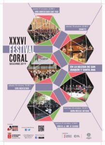 XXXVI Festival Coral de Segorbe