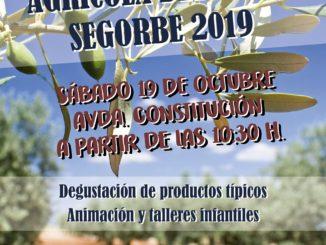 XIII Muestra Agrícola del Olivo en Segorbe