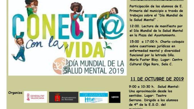 Día Mundial de la Salud Mental Segorbe