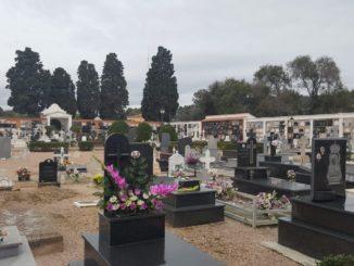 Día de Todos los Santos - Cementerio de Segorbe