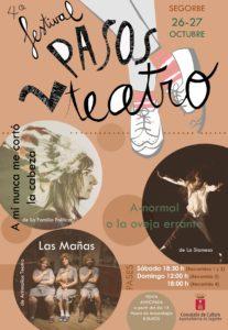 IV Festival de Teatro 2 Pasos de Segorbe