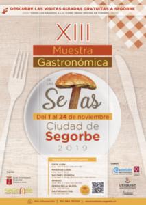 XIII Muestra Gastronómica de las Setas