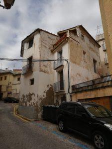 Casas Calle Santo Domingo