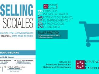 Taller de Social Selling: Uso comercial de las Redes Sociales