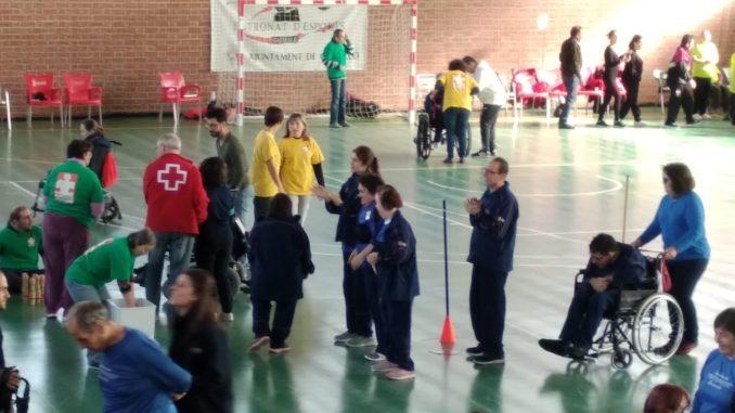 XX Jornada de Deporte Adaptado - Afanias Castellón