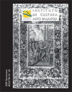 Boletín Cultural Nº 26, ICAP