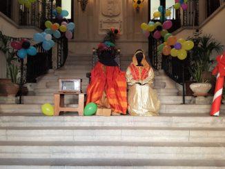 Reyes Magos en Segorbe