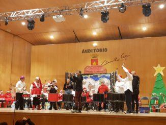 Festival de Navidad del Centro Ocupacional Alto Palancia