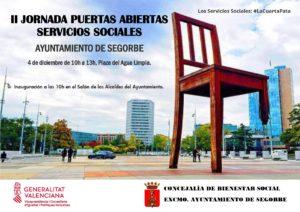 II Jornada de Puertas Abiertas de Servicios Sociales