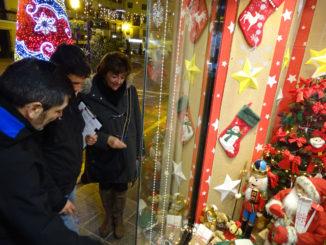 Concurso de Escaparates de Navidad de Segorbe