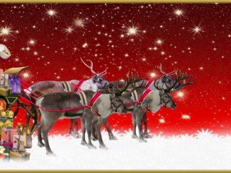 Cabalgata Papá Noel