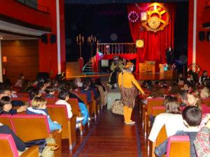 Tempus Magicus Circus. Imagen: Esperanza Orellana.