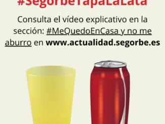 Reto #SegorbeTapaLaLata