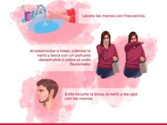 Recomendaciones en relación al coronavirus