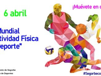 Día Mundial de la Actividad Física y el Deporte en Segorbe