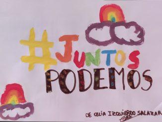 """#JuntosPodemos"" de Celia Izquierdo Salazar"