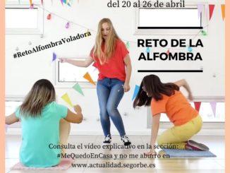 #RetoAlfombraVoladora