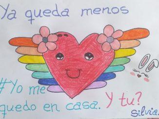 """Ya queda menos"" de Silvia Llora Aliaga"