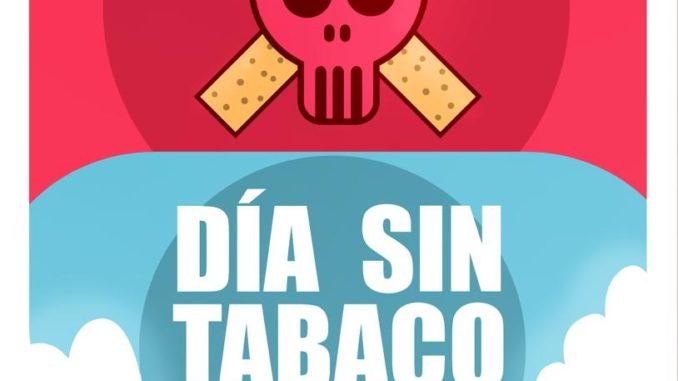 """Campaña """"El tabaco ata y te mata"""""""