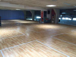 Instalaciones preparadas para la apertura del Centro Acuático Deportivo de Segorbe (CADES)