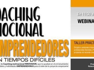 """Curso """"Coaching emocional para emprendedores en tiempos difíciles"""" del CEDES"""