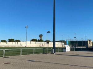 """Ciudad Deportiva """"El Sisterre"""" de Segorbe"""