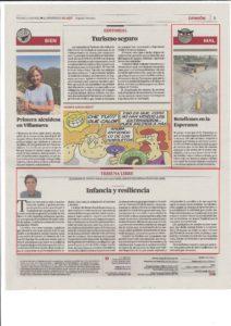 El Periódico de Aquí - Agosto (Pág. 03)
