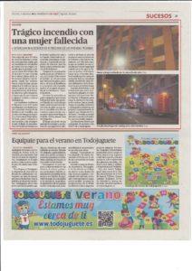 El Periódico de Aquí - Agosto (Pág. 21)