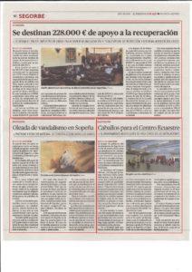 El Periódico de Aquí - Julio (Pág. 12)