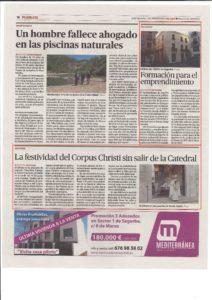 El Periódico de Aquí - Julio (Pág. 18)