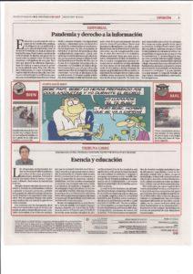 El Periódico de Aquí - Septiembre (Pág. 03)