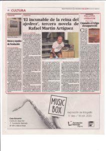 El Periódico de Aquí - Septiembre (Pág. 22)