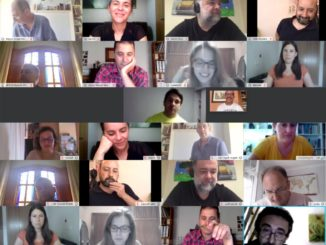Reunión telemática de los profesores del Conservatorio de Música de Segorbe
